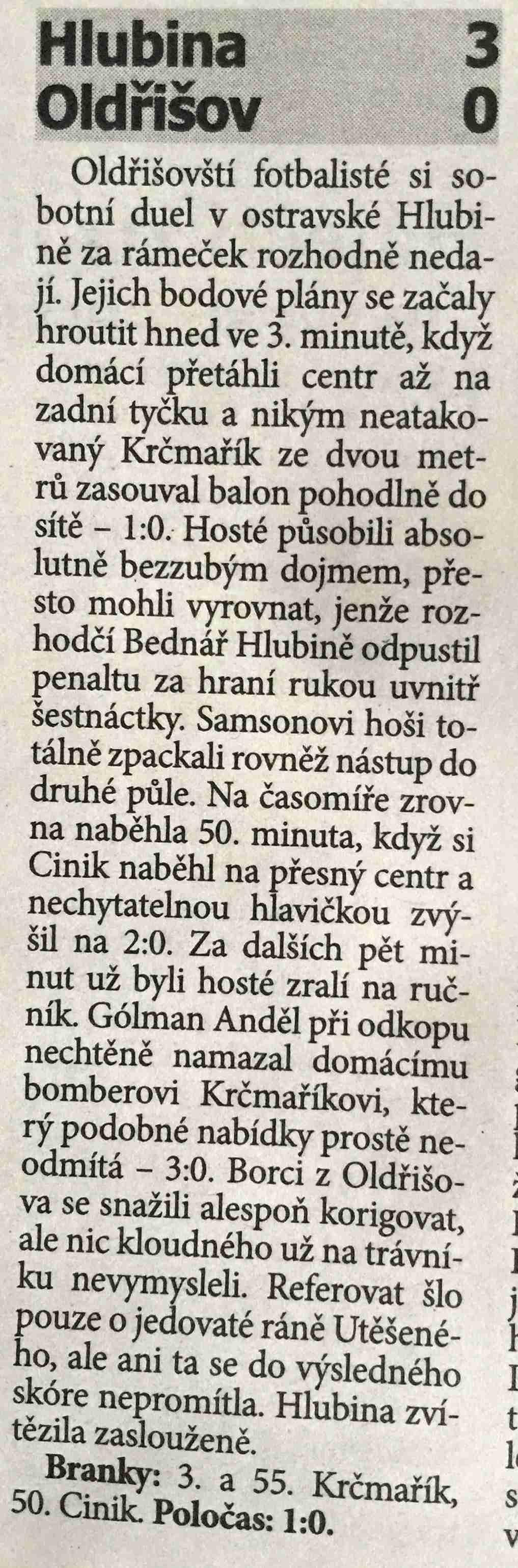 Hlubina RO